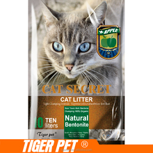 Fresh Step Total Control with tiger pet Cat Litter, Scented (42 lbs.)