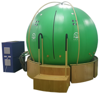Portable Hyperbaric Oxygen Chamber for Rehabilitation