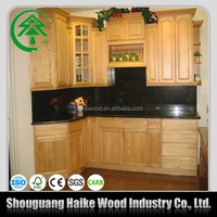 high quality full solid wood cabinet,kitchen cabinet