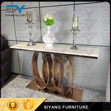 French style furniture luxury console table for home XG003