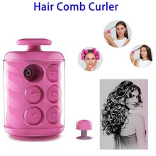Open Sky Wish Hot Sale New Design Magic Automatic Hair Curler Hair Roller