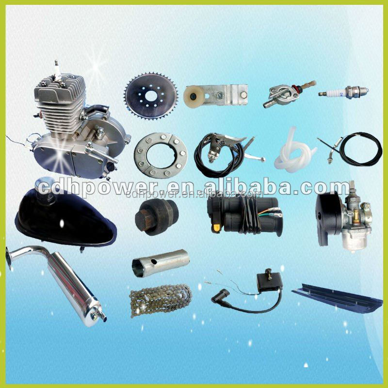 bicicleta de motor 80cc motor/80cc motorized bicycle/motorized bicycle engines parts
