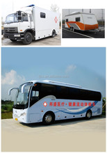 new products mobile x-ray truck medical bus