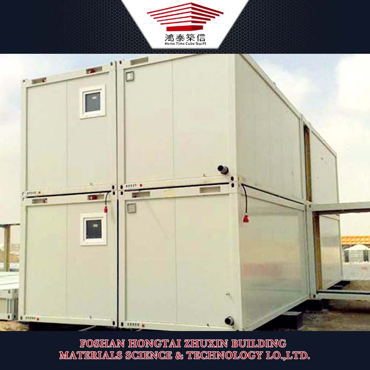 Economic Prefabricated Modular Container House for Mining
