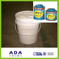 New type pvc pipe solvent cement