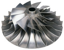 High Quality Precision Machining Steel Impeller Casting Parts