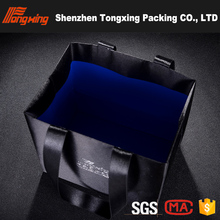 Hot sales flexible folding kraft gift bag with factory price