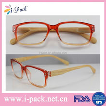 Wholesale lightweight round rubber frame for eye glasses
