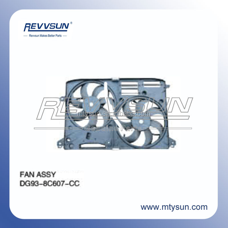 Radiator Fan for Ford Parts DG93-8C607-CC/DG938C607CC/DG93 8C607 CC