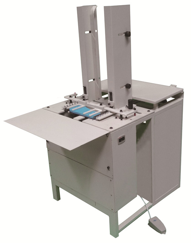 Economical Semi-automatic Strap Attaching Machine for shoes, flip flops, slipper