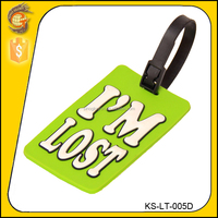Trending hot promotional gifts wholesale suitcase parts luggage tags