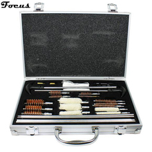 FOCUSSPORT Universal Tactical Gun Cleaning Kit With Hunting Tool Accessories