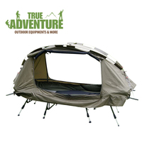 outdoor hiking waterproof military army folding tend camping bed