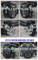 2v78 Gasoline Engine small petrol engine 690cc