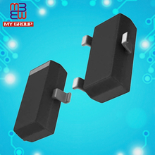 Discrete Semiconductor Products MOSFET Transistors 50V 200MA SOT23-3 BSS138TA