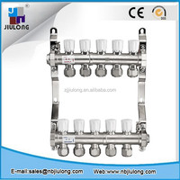 China best sale pipe manifold Stainless Steel water manifold engine exhaust manifold