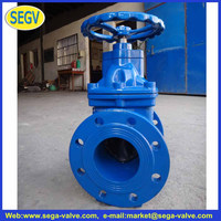 ANSI Soft Sealing Gate Valve
