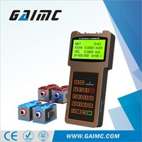 diesel fuel oil clamp on portable ultrasonic flowmeter