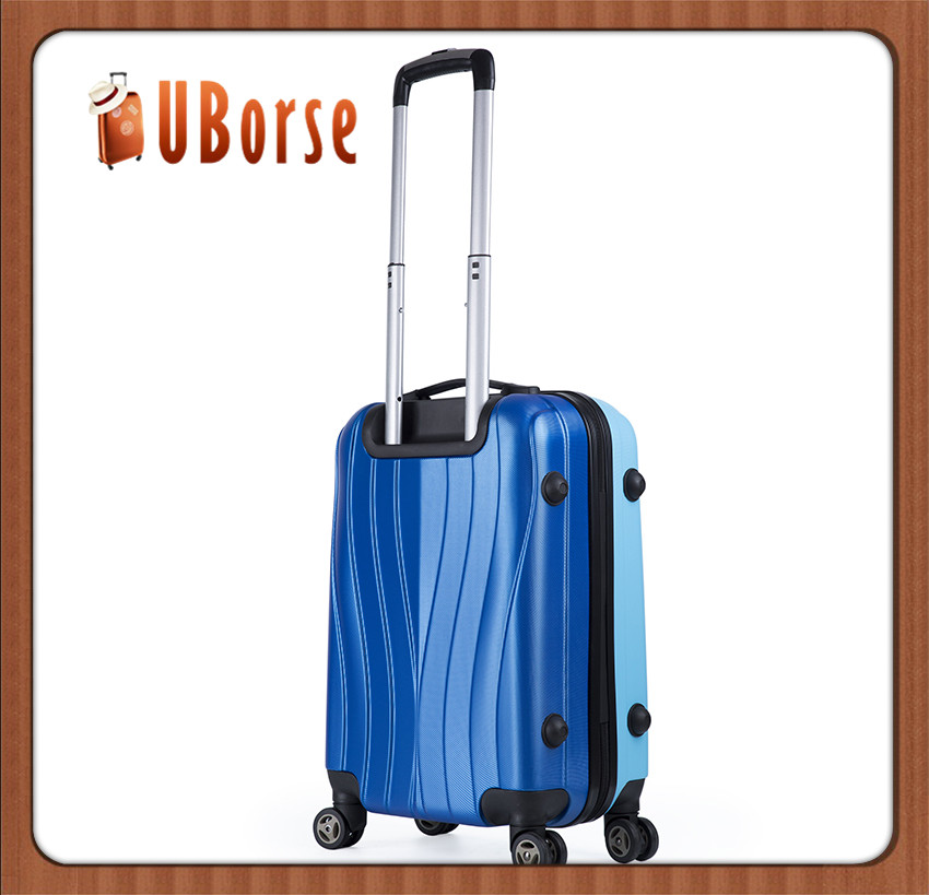 Luggage Suitcase with makeup cosmetic bag/case