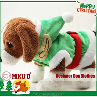 T.O.P. Christmas Elf cosplay costume, dog pet clothes for Christmas
