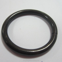 Metal Black O Ring For Curtain accessories with high quality