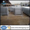 Metal Temporary Fence Panel Canada Standard Construction Site fence