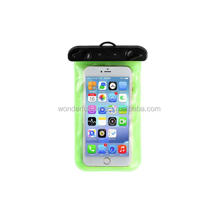 2014 waterproof mobile cell phone pouches