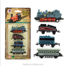 Wholesale high quality alloy classic mini thomas stuffed plush train <strong>toy</strong>
