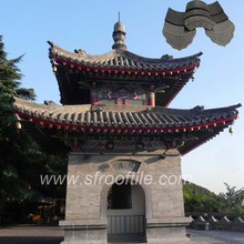 Best Price Chinese Old Clay Pagoda Roof Tile for Sale