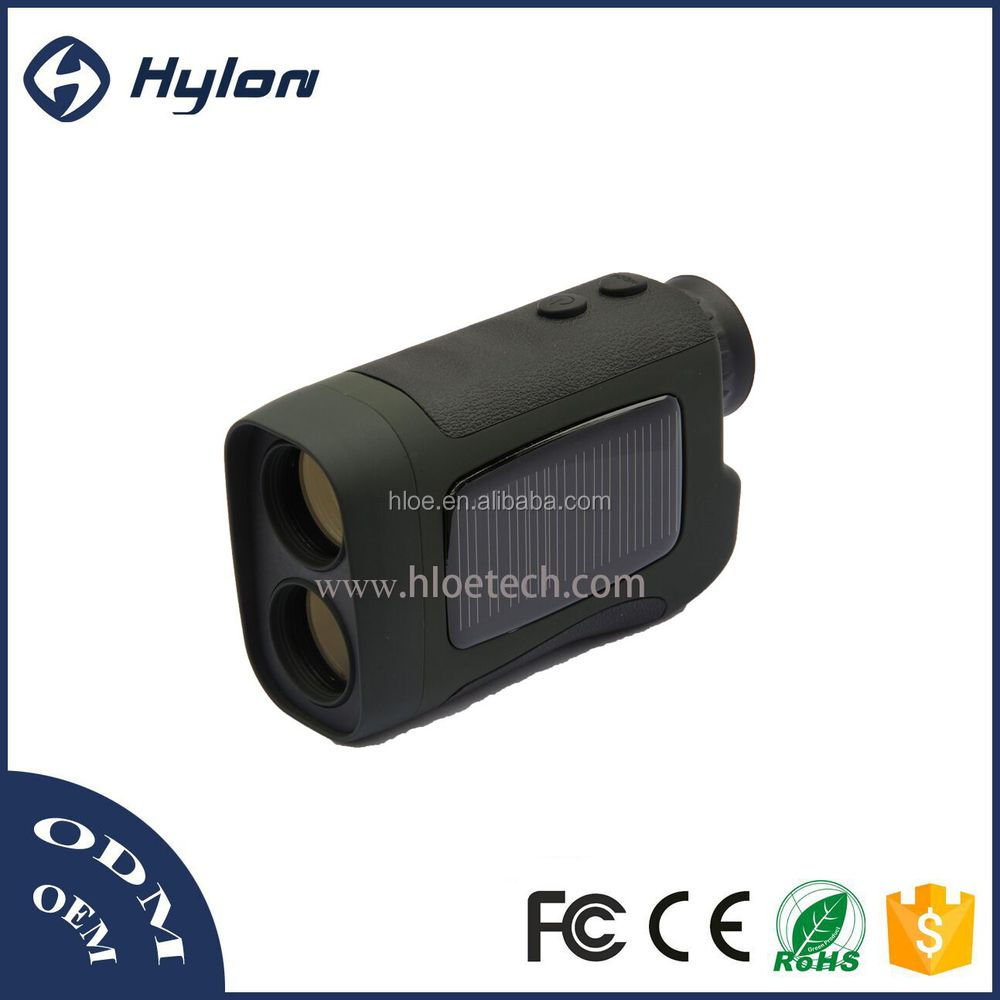 China black OEM high accuracy energy measuring instrument for better golf hunting experience