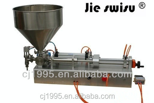 paste filling machine for tomato filling production