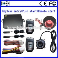 On Sale One Way Car Alarm Easy Go Keyless