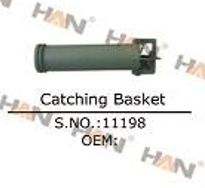 Putzmeister catching basket for IHI Sany Schwing concrete pump spare parts