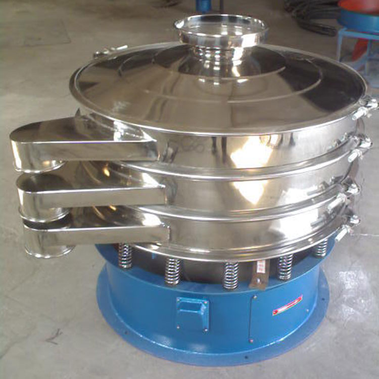 Durable factory price rotary vibration sieve screen for coffee powder sieving