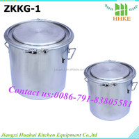 Stainless Steel Milk Bucket , Milk Can with Best Sealing Cover/Lid