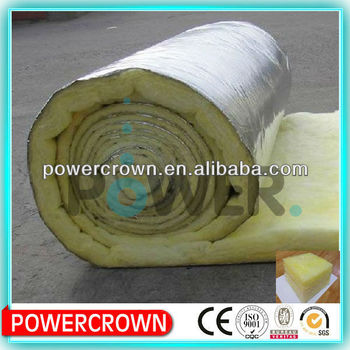Insulation glass wool glass wool blanket fiberglass for Is fiberglass insulation fire resistant