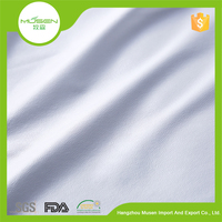 Wholesale China Factory Baby Soft Terry Cloth Top Waterproof Mattress Protector