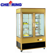 Used Countertop Glass Refrigerated Display Case for Cakes & Pies