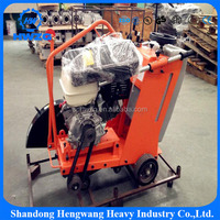 Hot Sale!!! hydraulic powerful tools HW-500 Concrete Cutter/Asphalt Road Cutting Machine