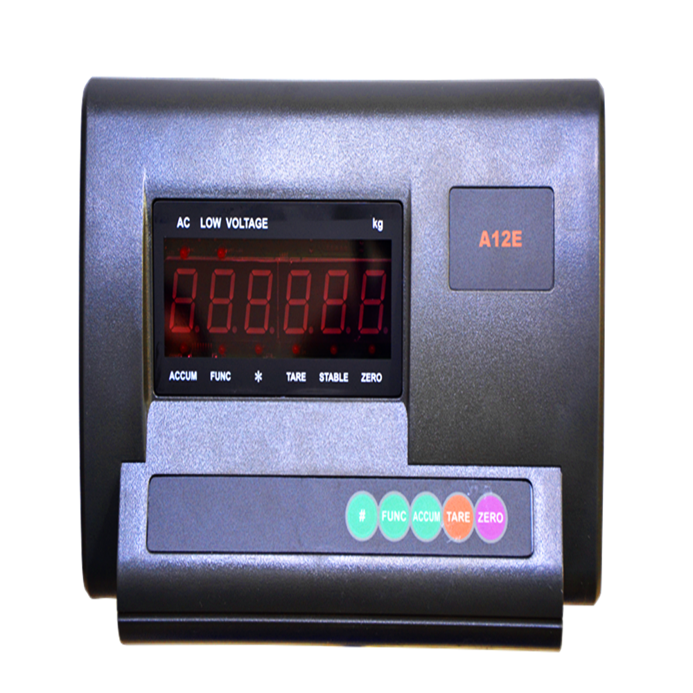 a12 Digital weighing indicator