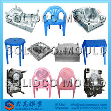 plastic table top injection mold