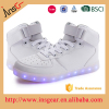 low moq adult man woman led light up fashion luminous shoes