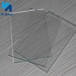China Factory Price 1.5mm 1.8mm 2mm 2.5mm 2.7mm 3mm Clear Sheet Glass