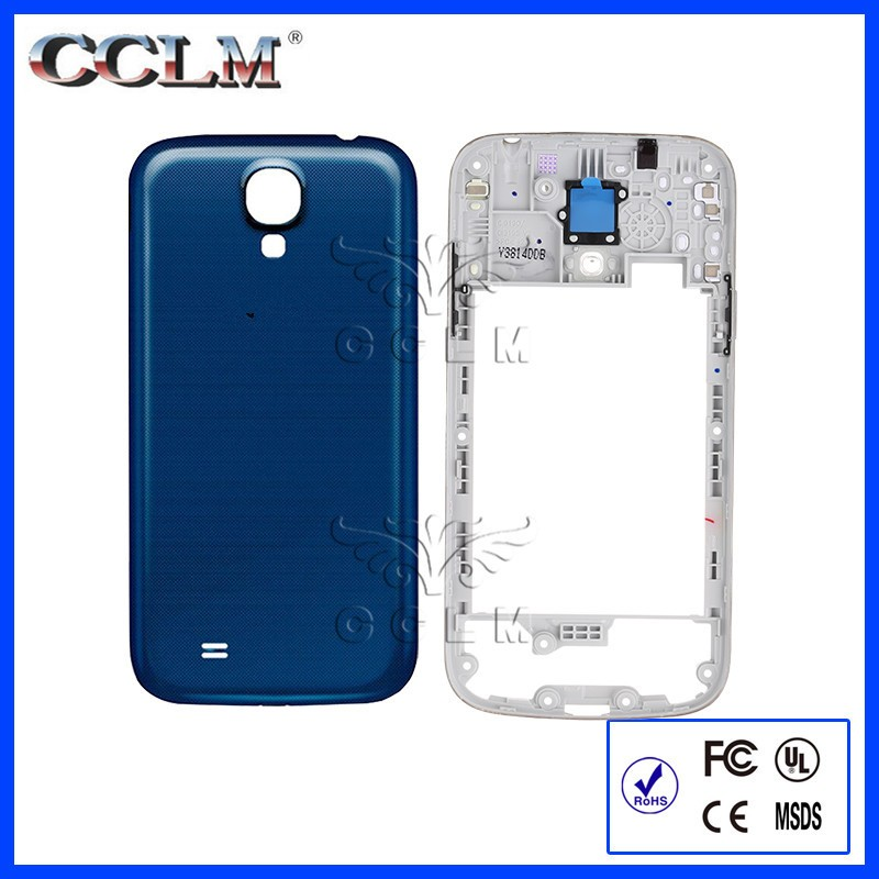 Wholesale Mobile Phone Housing Cover for Samsung Galaxy S4 mini i9190 i9195 i9192 Back CoverBattery Door