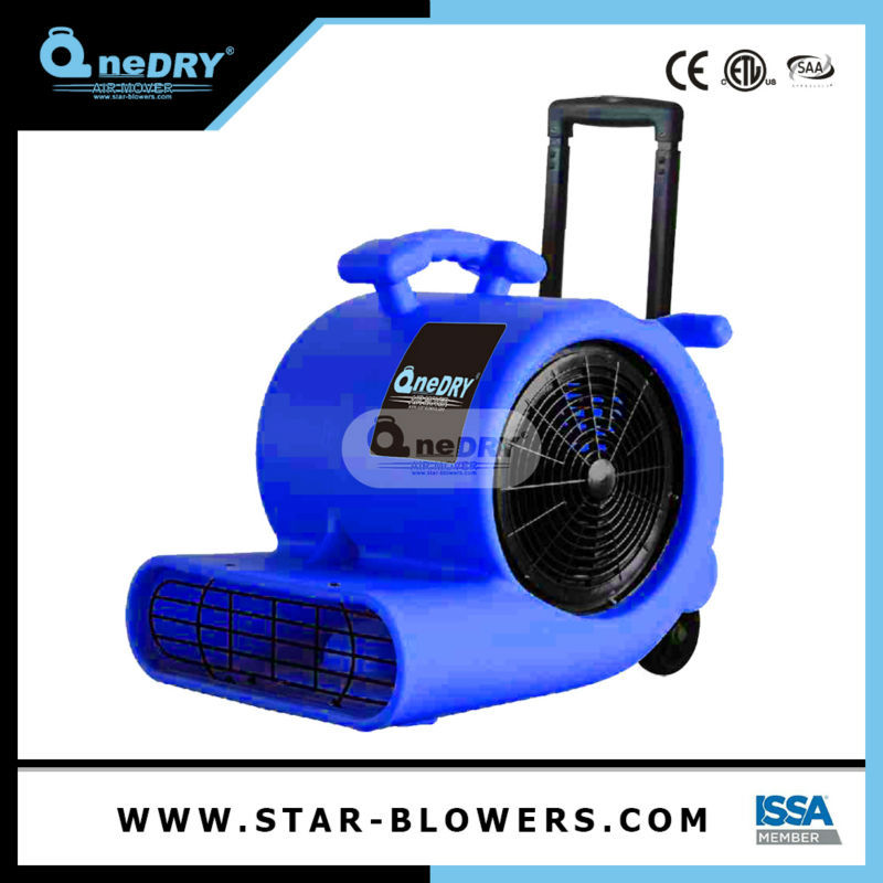 High Volum High Pressure Air Blower Centrifugal Hand Crank Blower