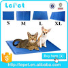 hot sale cool gel pet pad popular cooling mat supplier in china