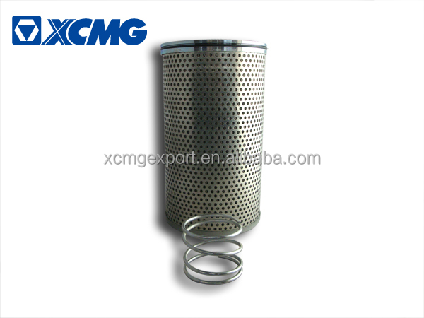 XCMG Wheel loader LW300FN part XGHL4-560 10 back to the oil filter 803164959