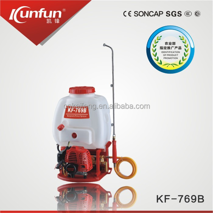 15L Knapsack 4stroke engine Power sprayer