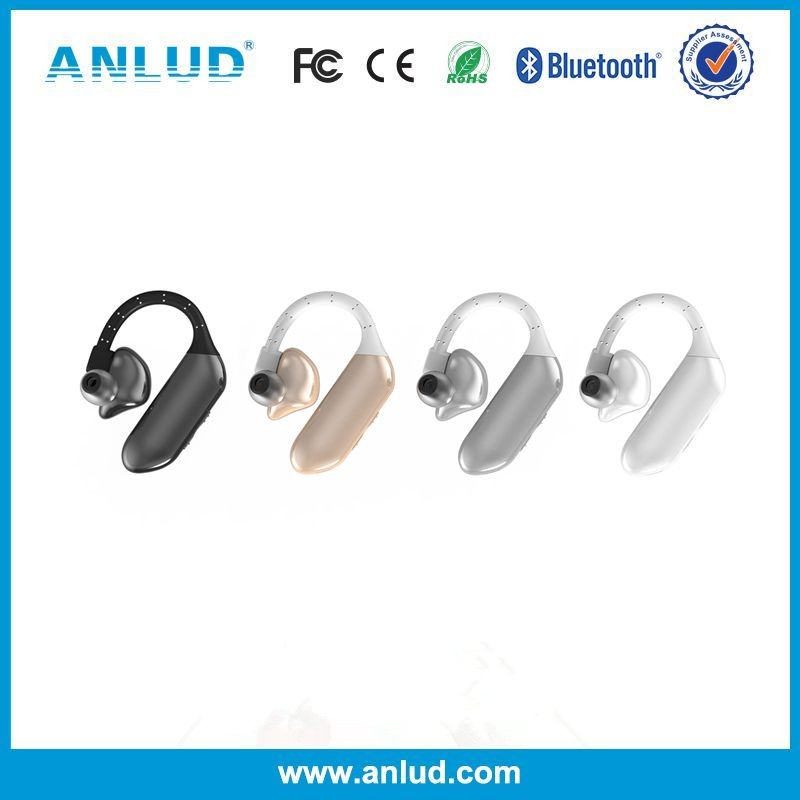 Magift1 Double batteries wireless ear hook bluetooth headset