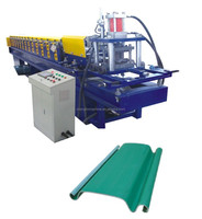 kinds of different metal purlins roll forming machine for sale / Galvanized steel plate making machine